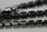 CHE132 15.5 inches 4*5mm hematite beads wholesale