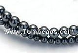 CHE17 16 inches 2mm & 3mm round hematite beads Wholesale