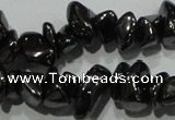 CHE307 15.5 inches 4*6mm – 8*12mm hematite chips beads wholesale