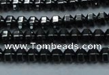 CHE980 15.5 inches 4*4mm hematite beads wholesale