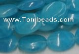 CHM04 16 inches 15*20mm oval blue hemimorphite beads wholesale