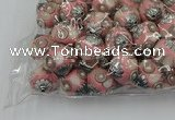 CIB502 22mm round fashion Indonesia jewelry beads wholesale