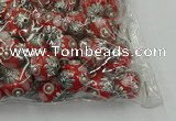 CIB504 22mm round fashion Indonesia jewelry beads wholesale