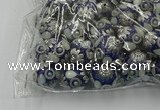 CIB506 22mm round fashion Indonesia jewelry beads wholesale