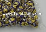 CIB537 22mm round fashion Indonesia jewelry beads wholesale