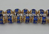 CIB552 22mm round fashion Indonesia jewelry beads wholesale