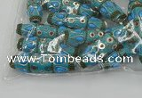 CIB569 16*60mm rice fashion Indonesia jewelry beads wholesale