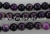 CJJ03 15.5 inches 8mm round dyed lucky jade beads wholesale