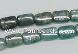 CKC28 16 inches 8*12mm rectangle natural kyanite beads wholesale