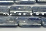 CKC89 15.5 inches 13*25mm rectangle natural kyanite gemstone beads