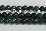 CKU140 15.5 inches 6mm round dyed kunzite beads wholesale