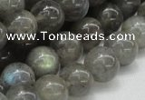 CLB05 16 inches 14mm round labradorite gemstone beads wholesale