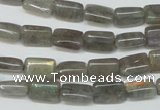 CLB165 15.5 inches 7*10mm rectangle labradorite gemstone beads