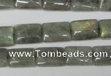 CLB167 15.5 inches 10*14mm rectangle labradorite gemstone beads