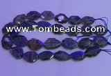 CLB226 15.5 inches 18*25mm - 22*30mm freeform labradorite beads
