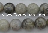 CLB67 15.5 inches 14mm round labradorite gemstone beads wholesale