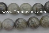 CLB712 15.5 inches 20mm round labradorite gemstone beads