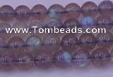 CLB912 15.5 inches 6mm round labradorite gemstone beads