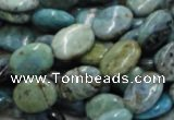 CLR11 16 inches 13*18mm oval larimar gemstone beads wholesale