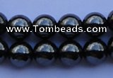 CMH09 16 inches 8mm round magnetic hematite beads Wholesale