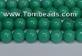 CMJ100 15.5 inches 6mm round Mashan jade beads wholesale