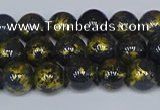 CMJ1006 15.5 inches 6mm round Mashan jade beads wholesale