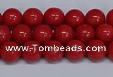 CMJ108 15.5 inches 8mm round Mashan jade beads wholesale