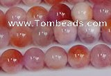 CMJ1125 15.5 inches 6mm round jade beads wholesale