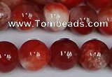CMJ1157 15.5 inches 10mm round Persian jade beads wholesale