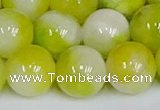 CMJ1208 15.5 inches 12mm round jade beads wholesale