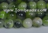 CMJ1215 15.5 inches 6mm round jade beads wholesale