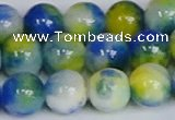 CMJ1222 15.5 inches 10mm round jade beads wholesale