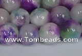 CMJ1226 15.5 inches 8mm round jade beads wholesale