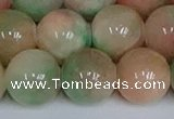 CMJ1233 15.5 inches 12mm round jade beads wholesale