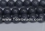 CMJ199 15.5 inches 8mm round Mashan jade beads wholesale