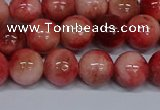 CMJ557 15.5 inches 10mm round rainbow jade beads wholesale