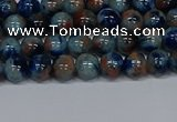 CMJ632 15.5 inches 6mm round rainbow jade beads wholesale
