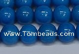 CMJ68 15.5 inches 12mm round Mashan jade beads wholesale