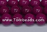CMJ82 15.5 inches 12mm round Mashan jade beads wholesale