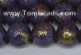 CMJ998 15.5 inches 10mm round Mashan jade beads wholesale