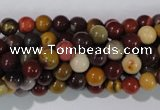 CMK202 15.5 inches 6mm round mookaite gemstone beads wholesale