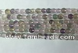 CMQ456 15.5 inches 6mm round colorfull quartz beads wholesale