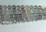 CMQ458 15.5 inches 10mm round colorfull quartz beads wholesale