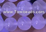 CMS1411 15.5 inches 10mm round white moonstone gemstone beads