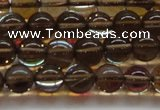 CMS1522 15.5 inches 8mm round synthetic moonstone beads wholesale