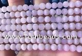 CMS1915 15.5 inches 6mm round white moonstone beads wholesale