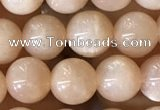 CMS1930 15.5 inches 6mm round moonstone beads wholesale