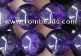 CNA1138 15.5 inches 10mm round amethyst gemstone beads wholesale