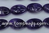 CNA276 15.5 inches 13*18mm oval natural amethyst beads wholesale