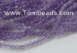 CNA65 15.5 inches 6mm round grade A natural amethyst beads